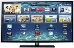 Televizor cumparat de la Emag