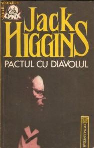 """Citeste """"Pactul cu diavolul"""" de Jack Higgins"""