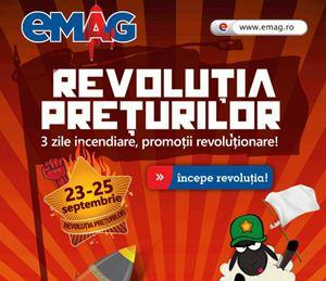 Revolutia preturilor la EMAG 22 – 25 septembrie 2014